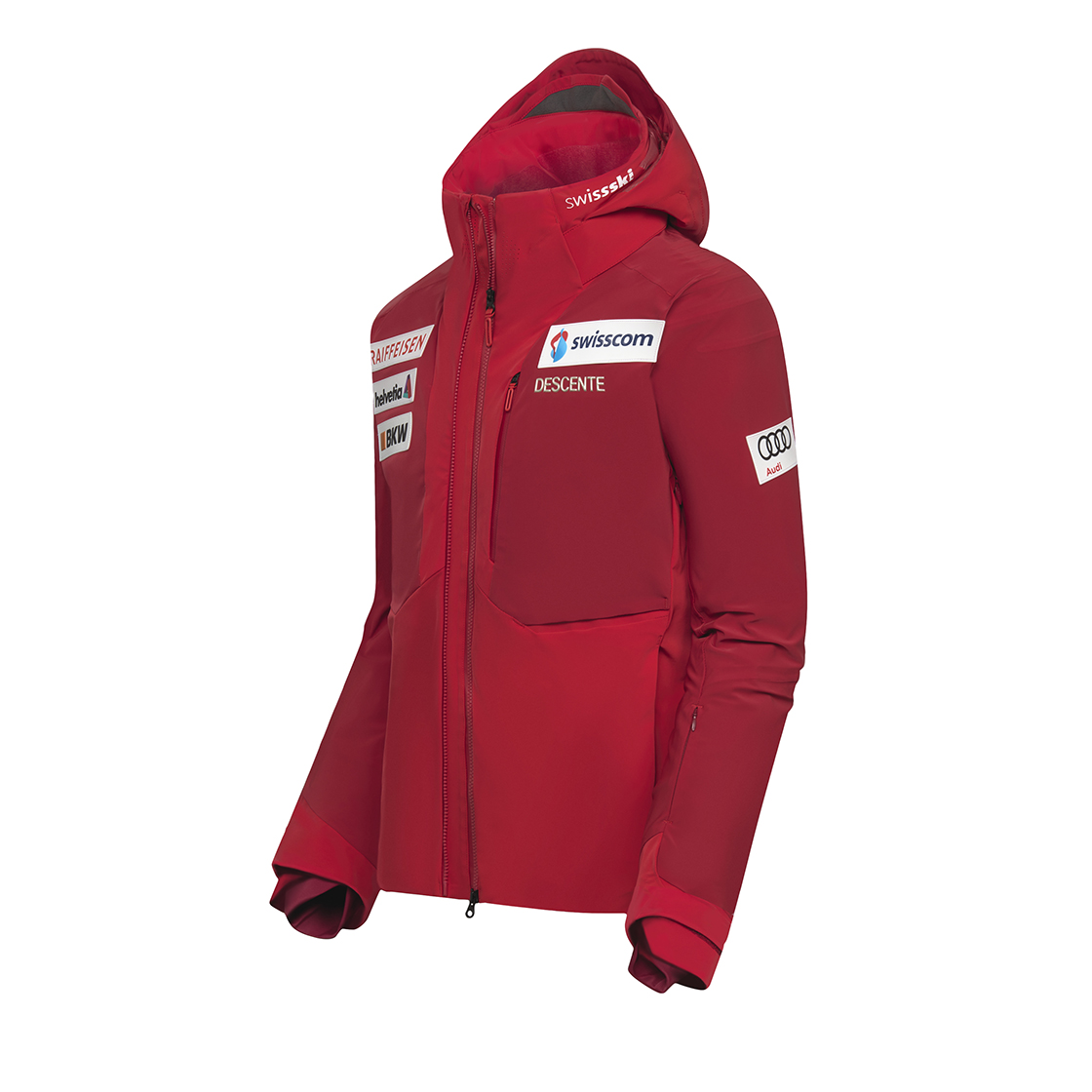 i4.R INSULATED JACKET SWISS NATIONAL TEAM REPLICA