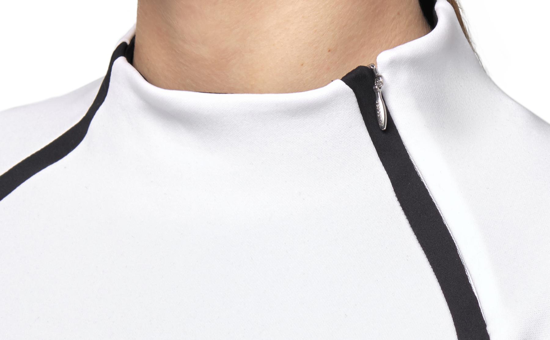 WOMEN'S T-NECK SHIRT